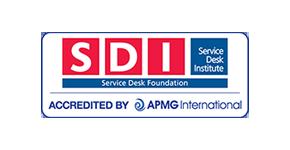 SDI Service Desk Analysts Accredited Course Provider