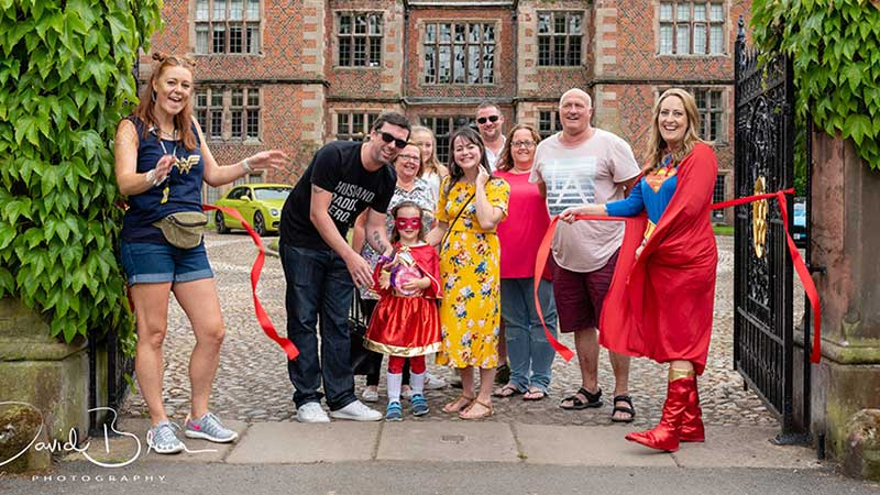 Superheroes Picnic - Guests