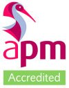 APM Accredited Training Course Provider no pad