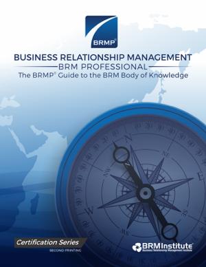 Business Relationship Management: BRM Professional