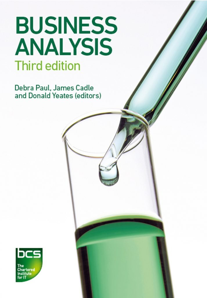 Business Analysis 3rd edition handbook