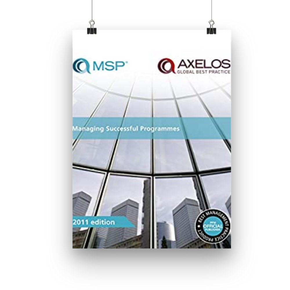 Managing Successful Programmes 2011 Edition Handbook