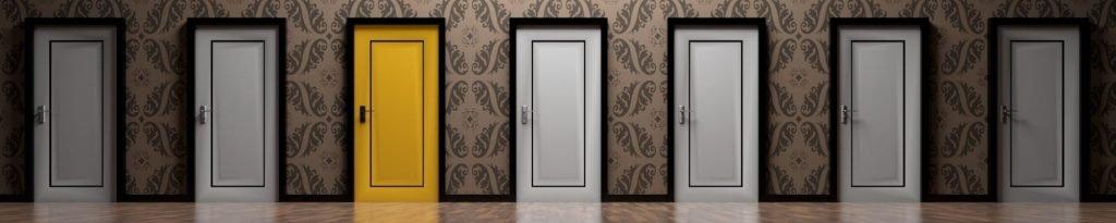 blog banners multiple doors
