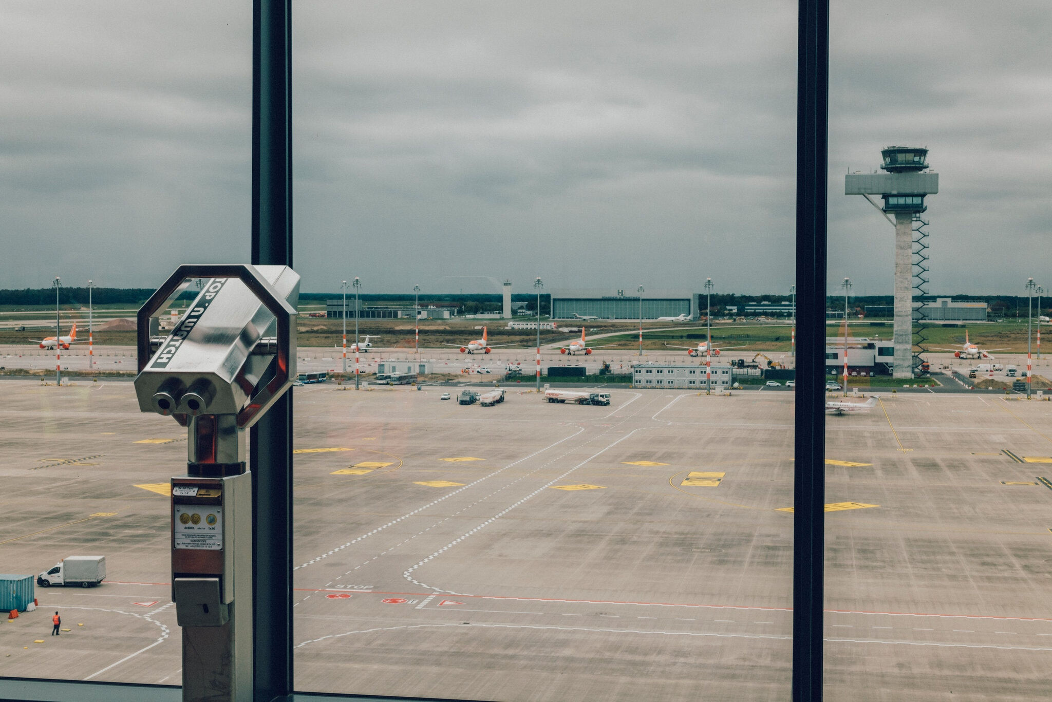 Failed projects, Germany airport