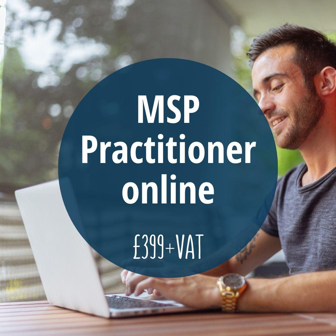 MSP Practitioner online course