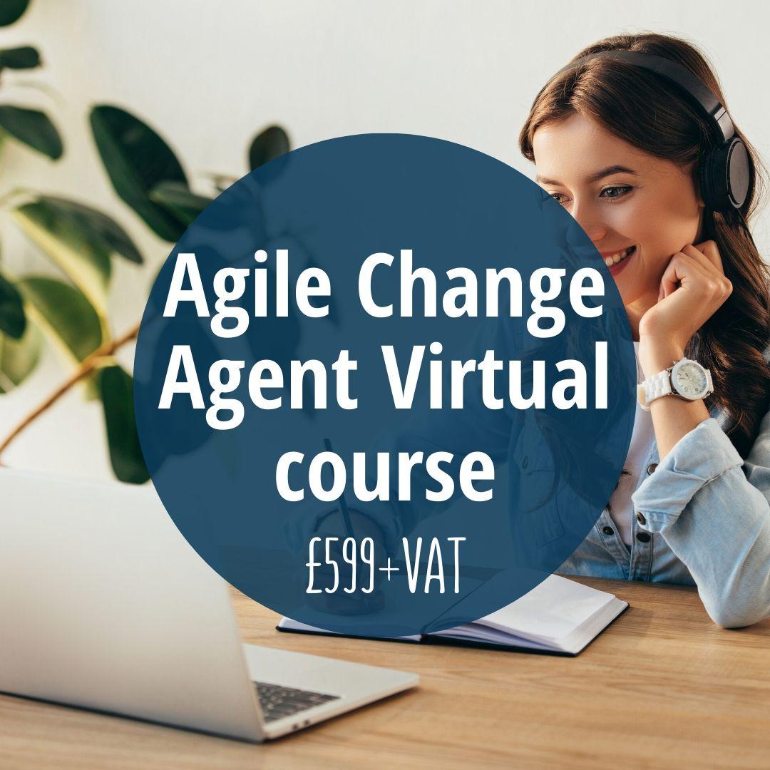 Agile Change Agent course