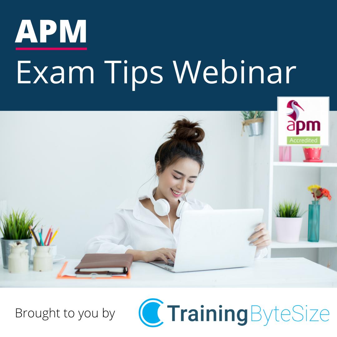 APM Exam Tips Webinar