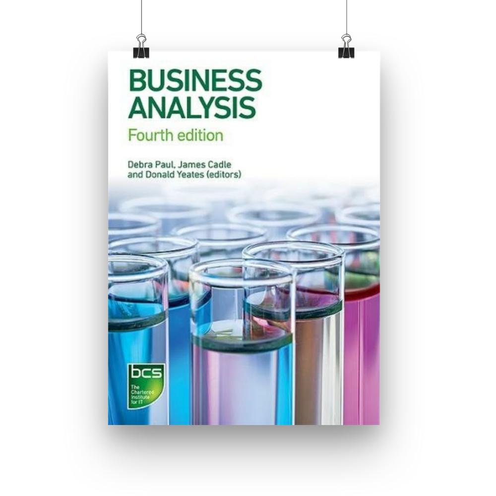 Business Analysis 4th Edition Handbook
