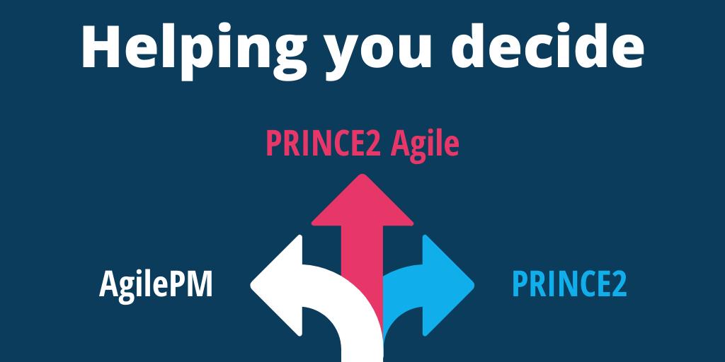 AgilePM, PRINCE2 Agile or PRINCE2