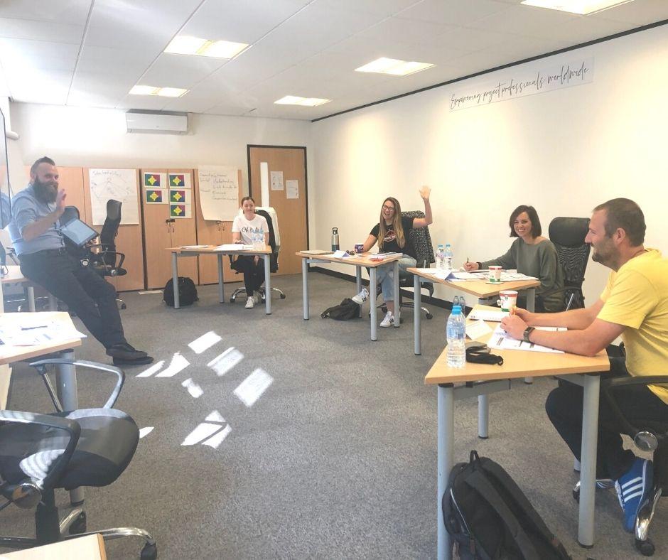 Training ByteSize classroom course 2