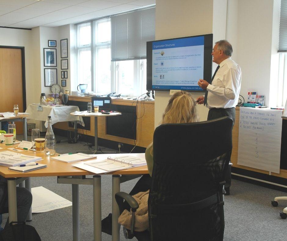 Training ByteSize classroom course 4