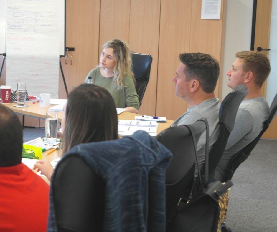 Training ByteSize classroom course 5