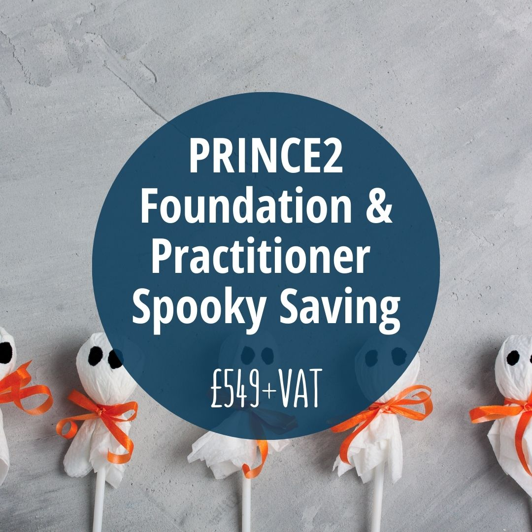 PRINCE2 Foundation and Practitioner Offer