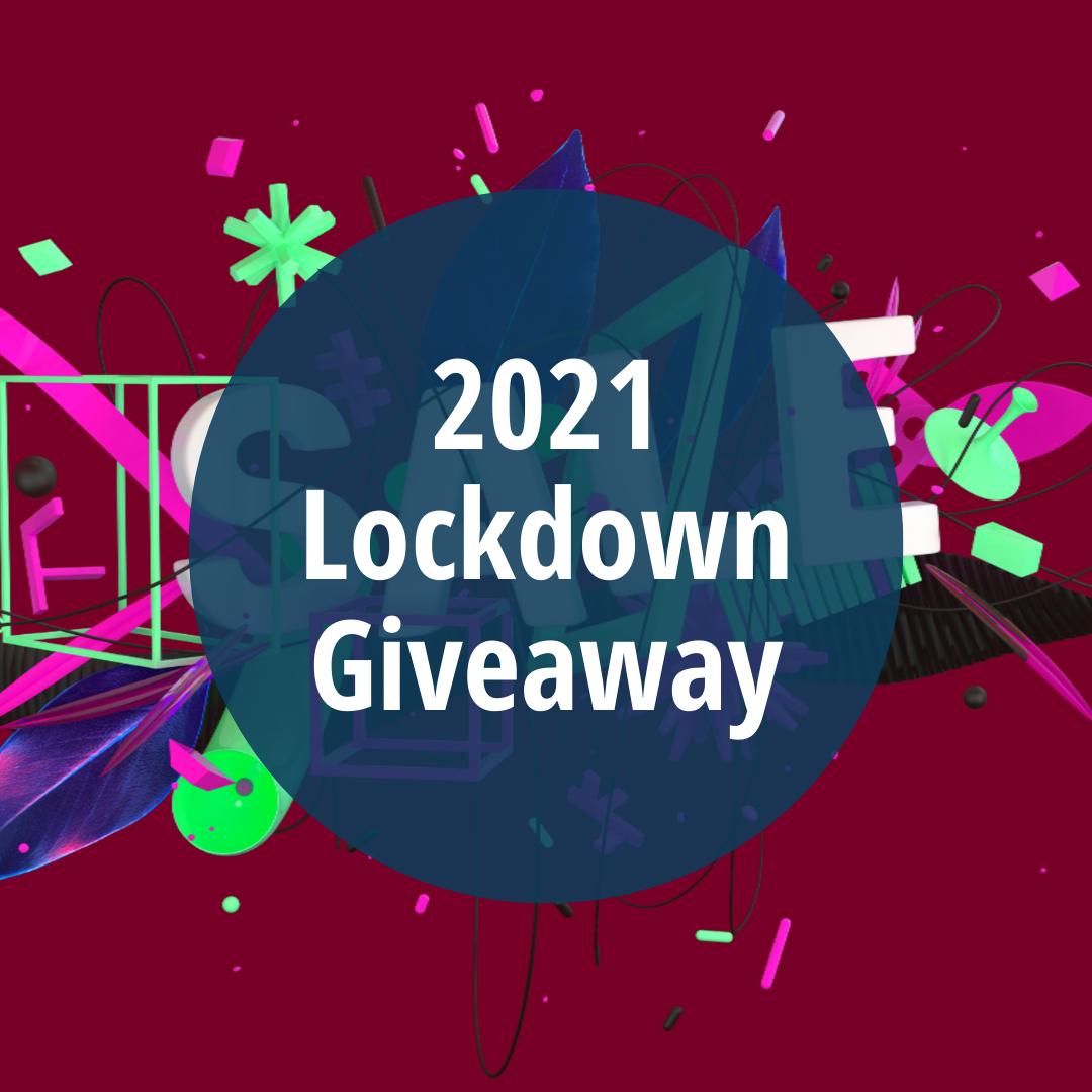 Lockdown giveaway