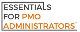 Essentials for PMO administrators logo